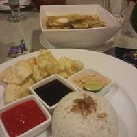 Photo taken at Mezza Cafe Aston Rasuna by elodia w. on 6/21/2013