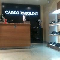 Photo taken at Carlo Pazolini by Yuri L. on 1/4/2013