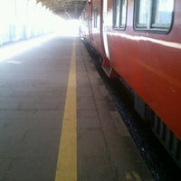 Photo taken at Estación Retiro [Línea Belgrano Norte] by Yo M. on 2/25/2013