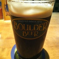 Photo taken at Boulder Beer Company by Thomas G. on 2/1/2013