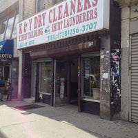 Photo taken at K & Y Dry Cleaners by A S. on 5/2/2014