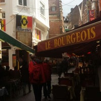Photo taken at Le Bourgeois by Paul W. on 4/13/2014