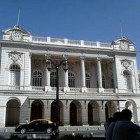 Foto tomada en Teatro Municipal de Santiago por Willson R. el 3/11/2013