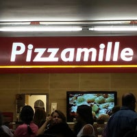 Photo taken at Pizzamille by Vanessa C. on 10/4/2013