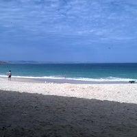 Photo taken at Port Noarlunga Beach by Karlenna M. on 10/18/2014