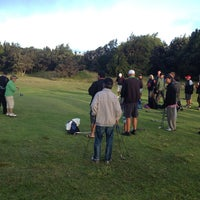 Photo taken at Volcano Golf & Country Club by Rosalie G. on 8/18/2013