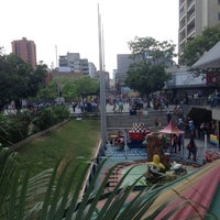 Photo taken at Plaza Luis Brión by Fernando P. on 5/25/2013