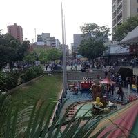 Photo taken at Plaza Luis Brión by Fernando P. on 5/25/2013
