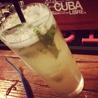 Photo taken at Cuba Libre Restaurant & Rum Bar by Drew F. on 6/23/2015