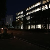 Photo taken at 下関市生涯学習プラザ by 平田 潤. on 8/10/2016