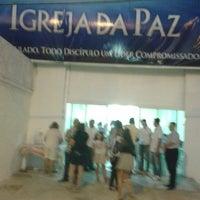 Photo taken at Igreja da Paz - Núcleo Aquiraz by Jadson F. on 6/8/2014