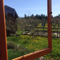 Photo taken at Merridale Estate Cidery by Heather K. on 4/13/2014