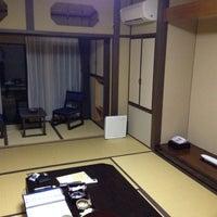 Photo taken at 夕景の宿 海のゆりかご 萩小町 by Munetoshi H. on 9/24/2014