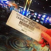 Photo taken at Seneca Buffalo Creek Casino by Evan R. on 12/18/2013