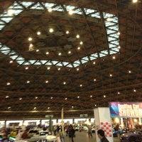 Photo taken at Nagoya International Exhibition Hall by Splash! Y. on 4/6/2013