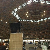 Photo taken at Nagoya International Exhibition Hall by Splash! Y. on 3/1/2013