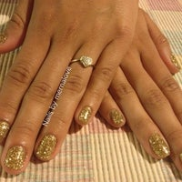 Photo taken at Love Your Nails Spa by Merna Z. on 7/3/2013
