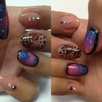 Photo taken at Love Your Nails Spa by Merna Z. on 7/7/2013