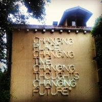 Photo taken at Collezione Peggy Guggenheim by Anna K. on 5/26/2013