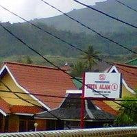 Photo taken at Hotel Tirta Alam by Hari Angga S. on 12/31/2012