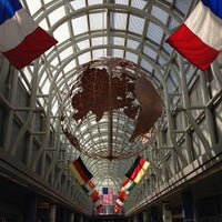 Photo taken at Terminal 3 by HIK on 5/7/2013