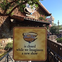 Photo taken at Walt Disney Imagineering Blue Sky Cellar by HIK on 12/22/2013