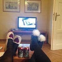 Photo taken at Emporio Hotel by Olya⭐️ on 1/5/2014