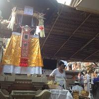Photo taken at Pura Hyang Pulasari by alit s. on 5/1/2013