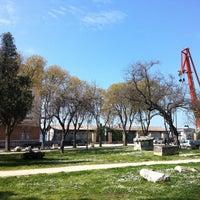 Photo taken at Park grada Graza by Boris R. on 4/17/2013