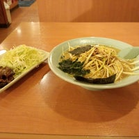 Photo taken at ラーメンショップ 下松店 by imoyoukan i. on 12/13/2012