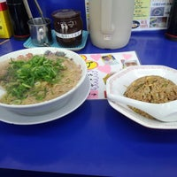 Photo taken at 来来亭 周南店 by imoyoukan i. on 11/14/2013