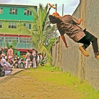 Photo taken at Namira Islamic School by Teguh A. on 7/8/2013
