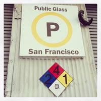Foto tomada en Public Glass por Brien W. el 3/16/2013