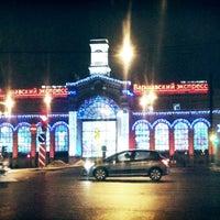 Снимок сделан в ТРК «Варшавский Экспресс» пользователем GWZ 1/8/2013