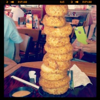 Photo taken at Red Robin Gourmet Burgers by Sophie C. on 6/15/2013