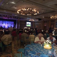 Photo taken at Magnolia Ballroom - Beau Rivage by Jolie L. on 6/26/2014