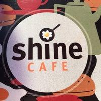 Photo taken at Shine Cafe by Sean D. on 8/1/2017
