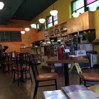 Photo taken at Shine Cafe by Sean D. on 2/8/2017
