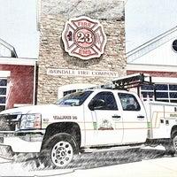 Photo taken at Avondale Fire Company by Jason W. on 11/13/2012