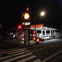 Photo taken at 三栄石油㈱セルフ西池袋サービスステーション by Shin K. on 3/8/2014