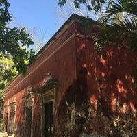 Photo taken at Hacienda Uayamon, a Luxury Collection Hotel, Uayamon by Martial B. on 4/22/2017