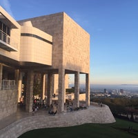 Foto tirada no(a) The Getty Center por Martial B. em 10/23/2016