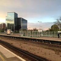 Photo taken at East Croydon Railway Station (ECR) by Martial B. on 5/15/2013