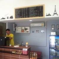 Photo taken at Cafe'Ine by Arnaud on 3/1/2014