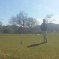 Photo taken at Crockett Ridge Golf Course by Pat B. on 3/31/2014