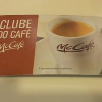 Photo taken at McCafé by Cláudio D. on 6/5/2013