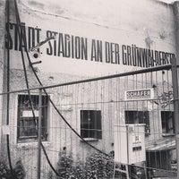 Foto scattata a Städtisches Stadion an der Grünwalder Straße da Teresa_ohne_h il 5/17/2013