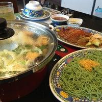 Photo taken at MK Restaurants by Apiradee K. on 2/1/2013