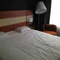 Photo taken at Mercure Hotel Amsterdam Airport by Siem d. on 2/24/2013
