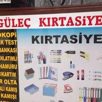 Photo taken at Güleç Kırtasiye by Osman Y. on 2/21/2014